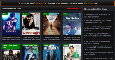 MOVIERULZ 2020 Watch Bollywood and Hollywood Full Movies Online Free