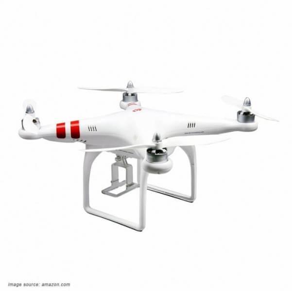 Phantom Aerial UAV drone quad copter