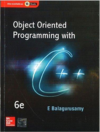 [pdf] Object Programming E balaguruswamy c++ pdf free download