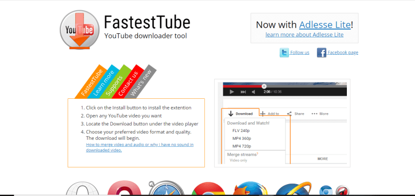 4. FastestTube