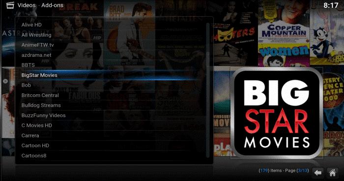 #5. BigstarMovies