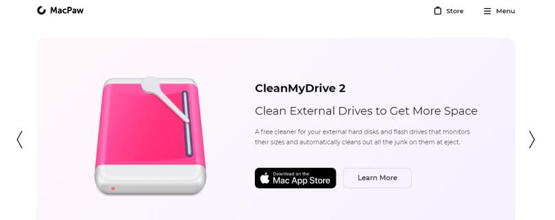 5. Clean My Mac