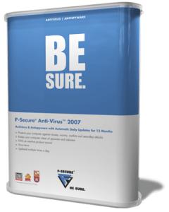 4- F-Secure Antivirus