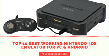 Top 10 Best Working Nintendo 3Ds Emulator for PC & Android