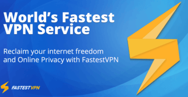 FastestVPN: World's Best and Fastest VPN Service Provider