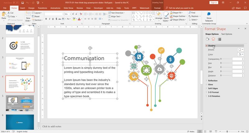 powerpoint-app-interface-presentations