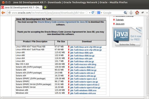 Updating Ubuntu Linux to the Latest JDK | Programmatic ...