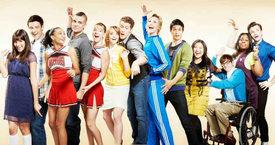Glee l'intégralité sur Netflix
