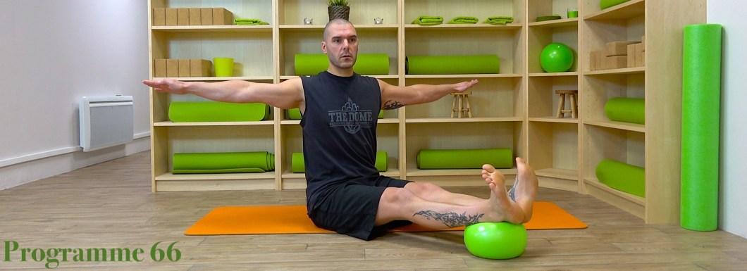 Pilates Spine Twist