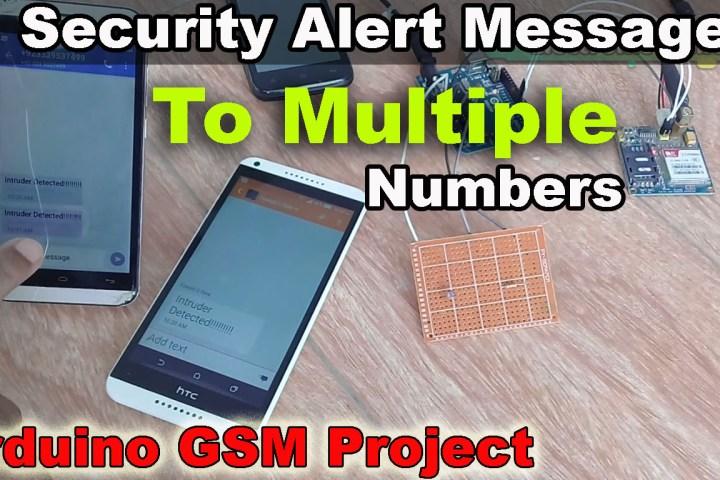Gsm Sim900a Module