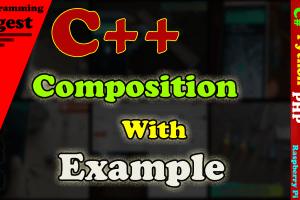 C++ Composition