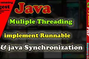 Java thread