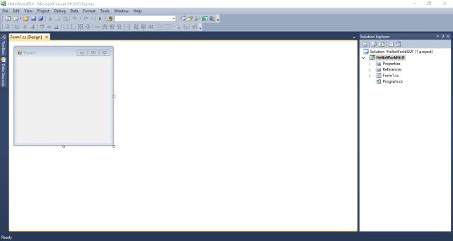 C# Windows Forms Application