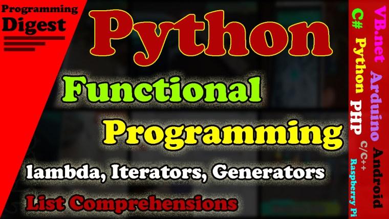 in python