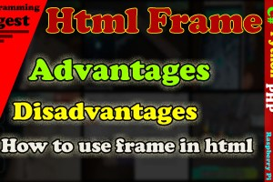 html frame how to use frame