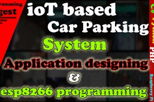 iot based car parking