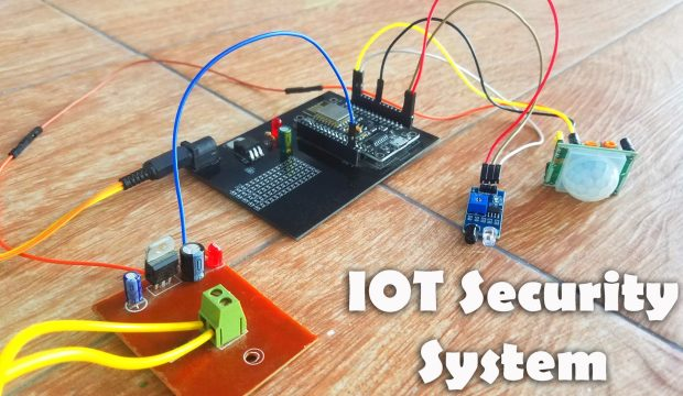 IOT Security System