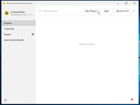 Recyclerview in android studio