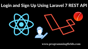React Login and Sign Up