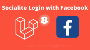 Laravel facebook login