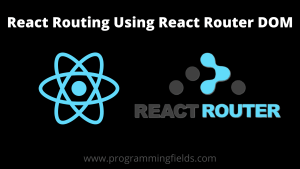 React Router DOM