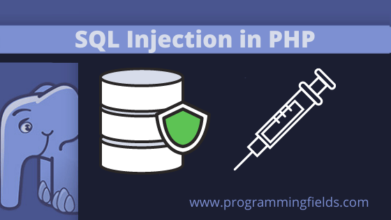 What Is SQL injection and How to Prevent It In PHP