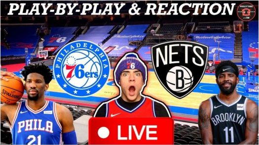 NBA Streams!! Philadelphia 76ers vs Brooklyn Nets Live ...