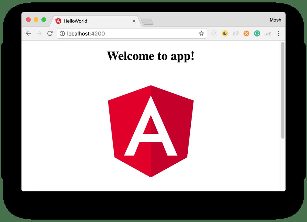 Angular 4 Tutorial: Angular 4 in 20 minutes - Programming