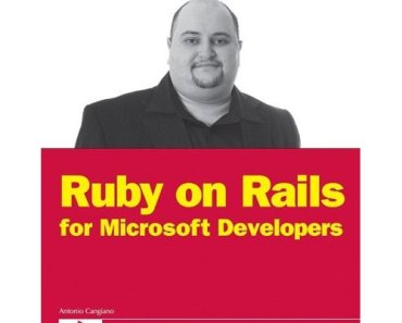 Ruby on Rails for Microsoft Developers available for pre-order on Amazon.com