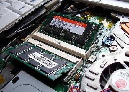 Cambiar la memoria RAM de tu notebook