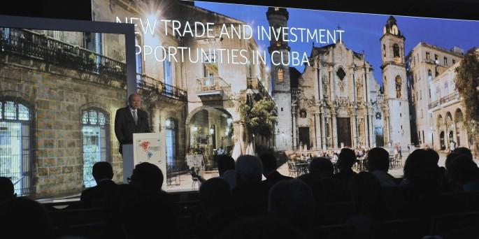 Estamos abiertos a propuestas de inversión de EE.UU.: Malmierca
