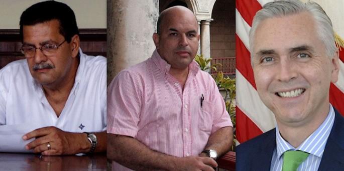 Diálogo inédito: académico cubano, político estadounidense y representante católico