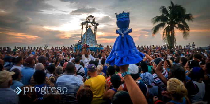 La religiosidad cubana está de fiesta (+Video)