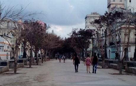 Prado Boulevard.