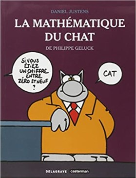 La mathématique du chat Geluck
