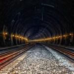 Tunnel train