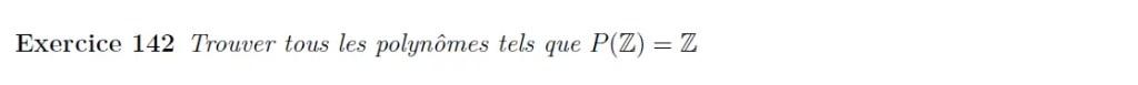 P(Z) = Z