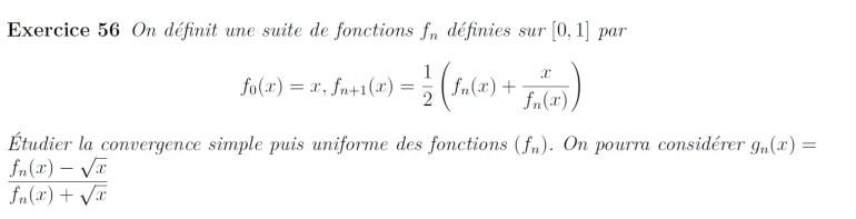 La fonction racine approximée V2