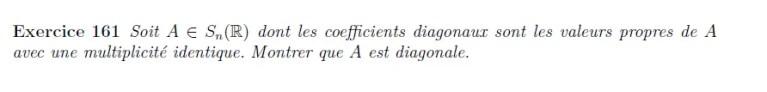 Matrice symétrique