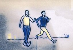 Wat kies jij: hardlopen of wandelen?
