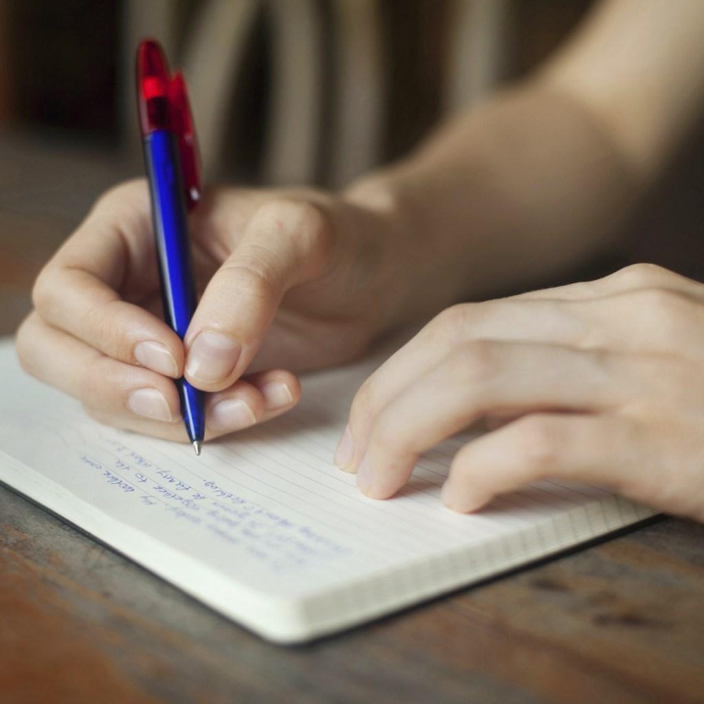 Expressief schrijven