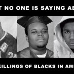 Killing Blacks In America