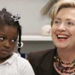Hillary clinton wants the black vote