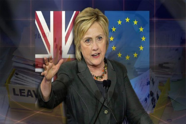 Will Brexit hurt Hillary Clinton