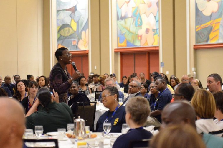 AFGE 40th Convention - Women's Breakfast