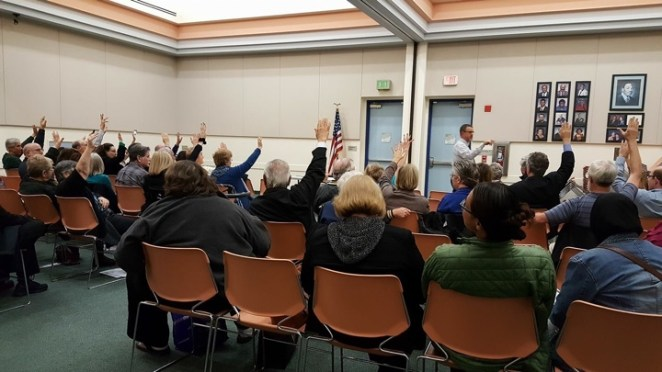 The San Diego County Democratic Party Central Committee's North Area Caucus