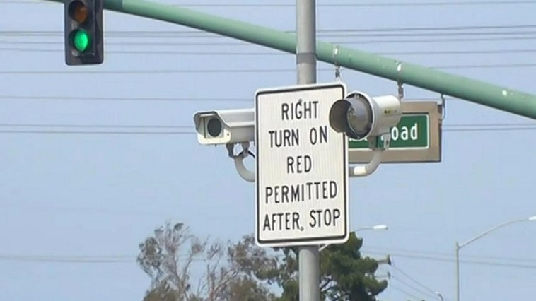 red light cameras