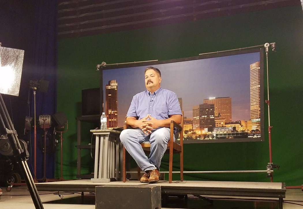 """Is """"Iron Stache"""" Randy Bryce Establishment in Disguise?"""