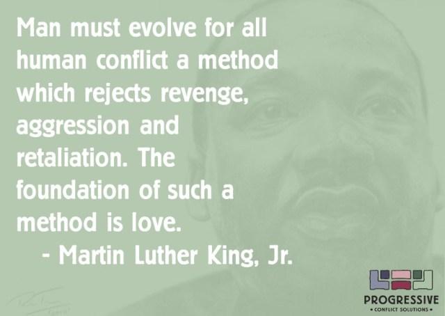 MLK Conflict Meme
