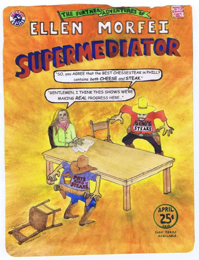 Ellen Morfei Super Mediator